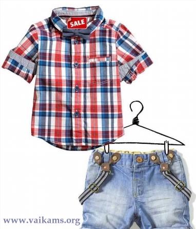 vaikiski drabuziai is amerikos