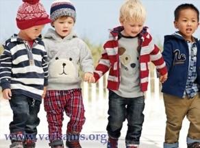 vaikams drabuziai internetu