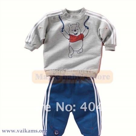 vaikiski adidas kostiumai
